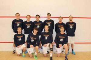 2014-15 Squash Team