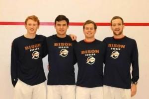 2015 M Squash Graduates